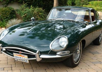 1967 Jaguar XKE FHC