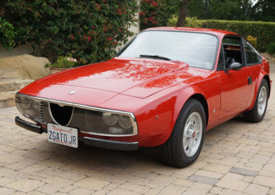 1970 Alfa Junior Zagato