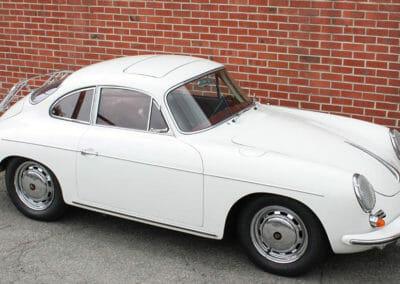 1964 Porsche C Coup