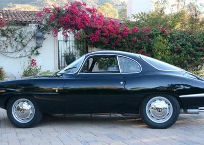 1960 Alfa Sprint Speciale