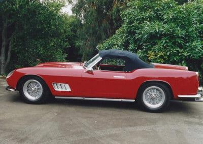 1959 Ferrari 250 California Spyder LWB