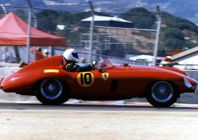 1953 Ferrari 750 Monza at Laguna Seca