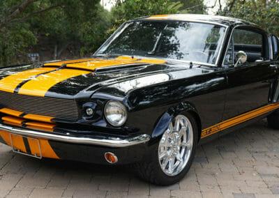 1965 Mustang Resto