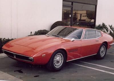 Maserati Ghibli 4.9 Coupe