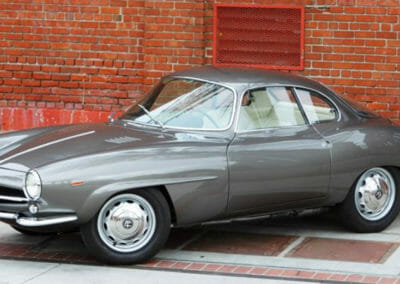 1965 Alfa Sprint Speciale
