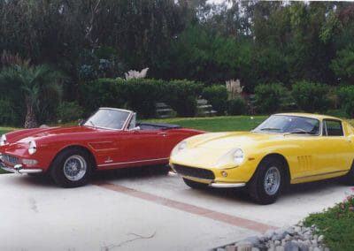 Ferrari 275 GTB and GTS