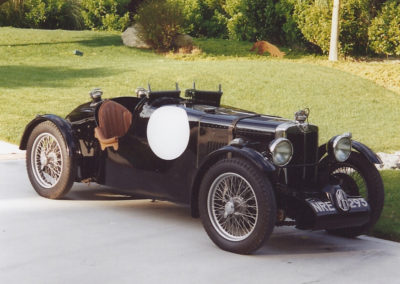 1934 supercharged MG