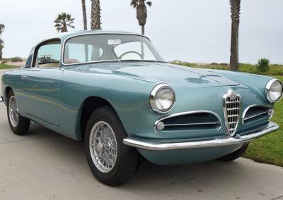 1956 Alfa Romeo 1900CSS