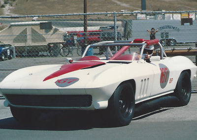 1965 Corvette Race Car