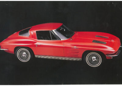 1963 Fuel Injected Corvette
