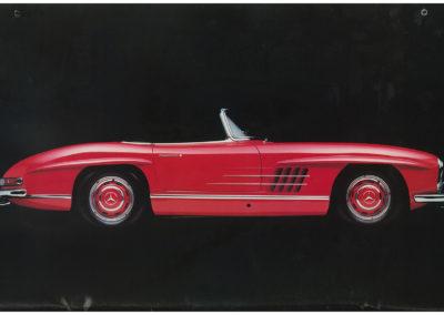 1959 Mercedes 300SL