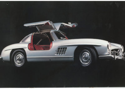 1956 Mercedes Gullwing