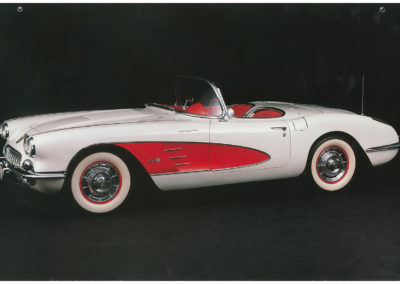 1958 Fuel Injected Corvette