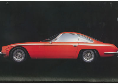 1966 Lambo 350GT