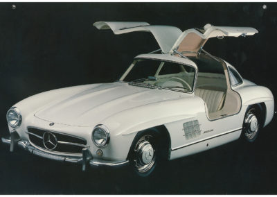 1955 Mercedes Gullwing