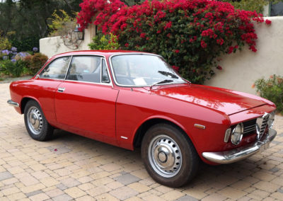 1966 Alfa Romeo GTV