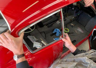 1957 Fiat Abarth 750 Zagato