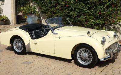 1959 Triumph TR-3A