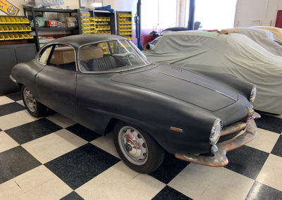 1963 Sprint Project