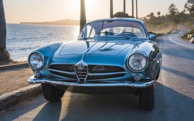 1963 Alfa Romeo Sprint Speciale