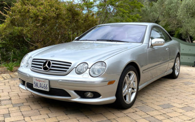 2005 Mercedes CL55