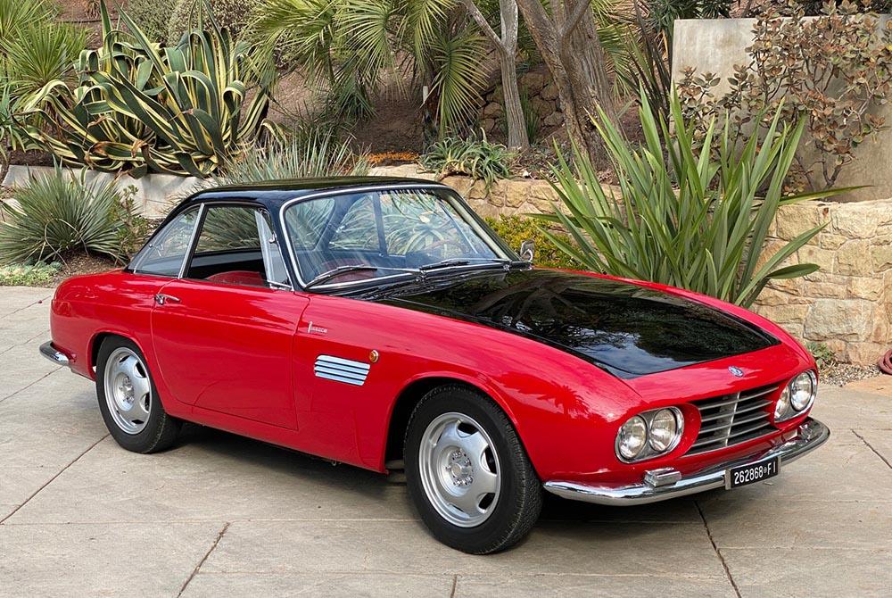 1964 OSCA 1600 GT2