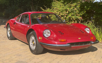 1972 Ferrari 246 Dino GT